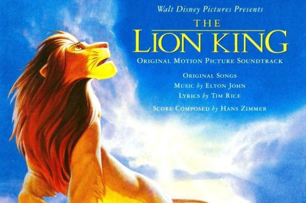lion king battle cry # 37