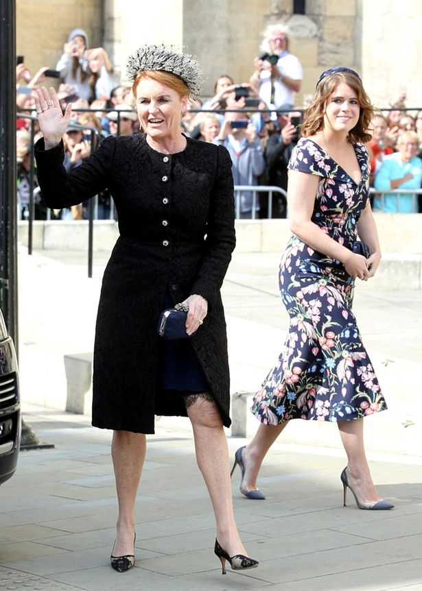 Ellie Goulding wedding: Royals steal the show as Duchess of