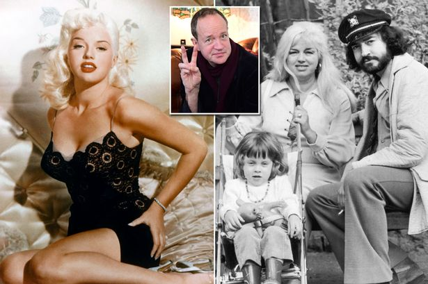 inside the tragic last days of diana dors son jason dors lake gwp digital diana dors son jason dors lake