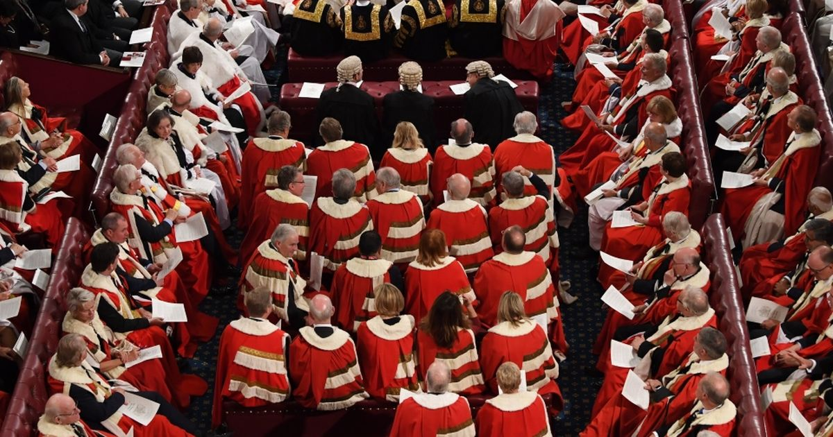 """Boris Johnson """"is thinking of permanently moving House of Lords from London"""""""