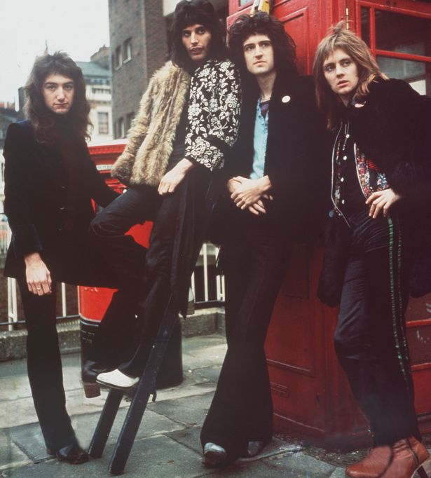 Freddie Mercury Queen's teammates were among the only people to know he was sick