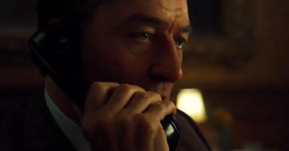 Netflix fans watching The Irishman are distracted by Robert De Niro's eyes