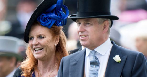 Prince Andrew 'plugged private bank for millionaire who paid Fergie's debts'