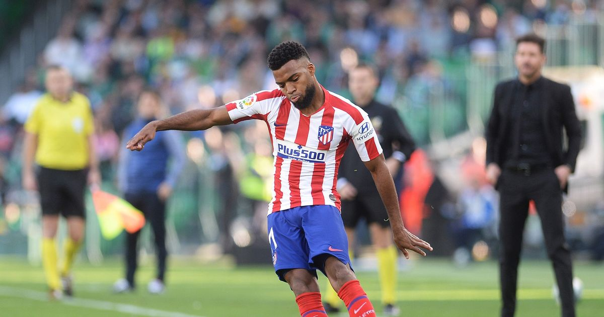 Diego Simeone makes the admission on the target of the transfer of Arsenal Thomas Lemar