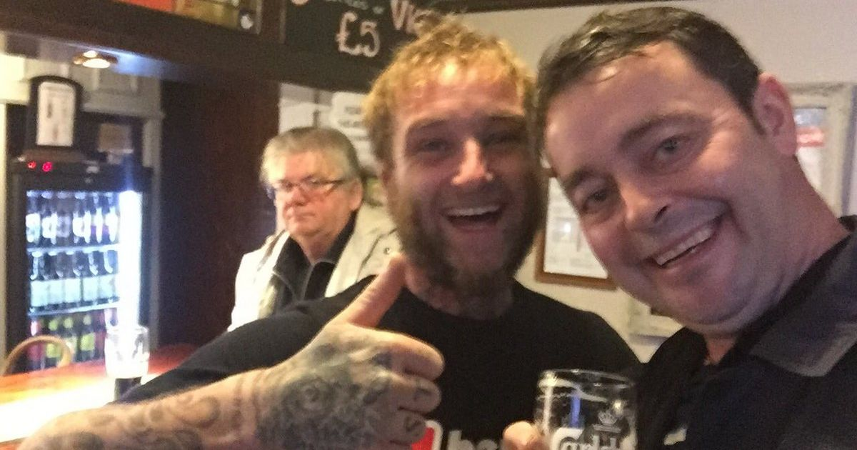 The man throws himself into Wetherspoons for a quick pint - but ends up with £ 700 of drinks