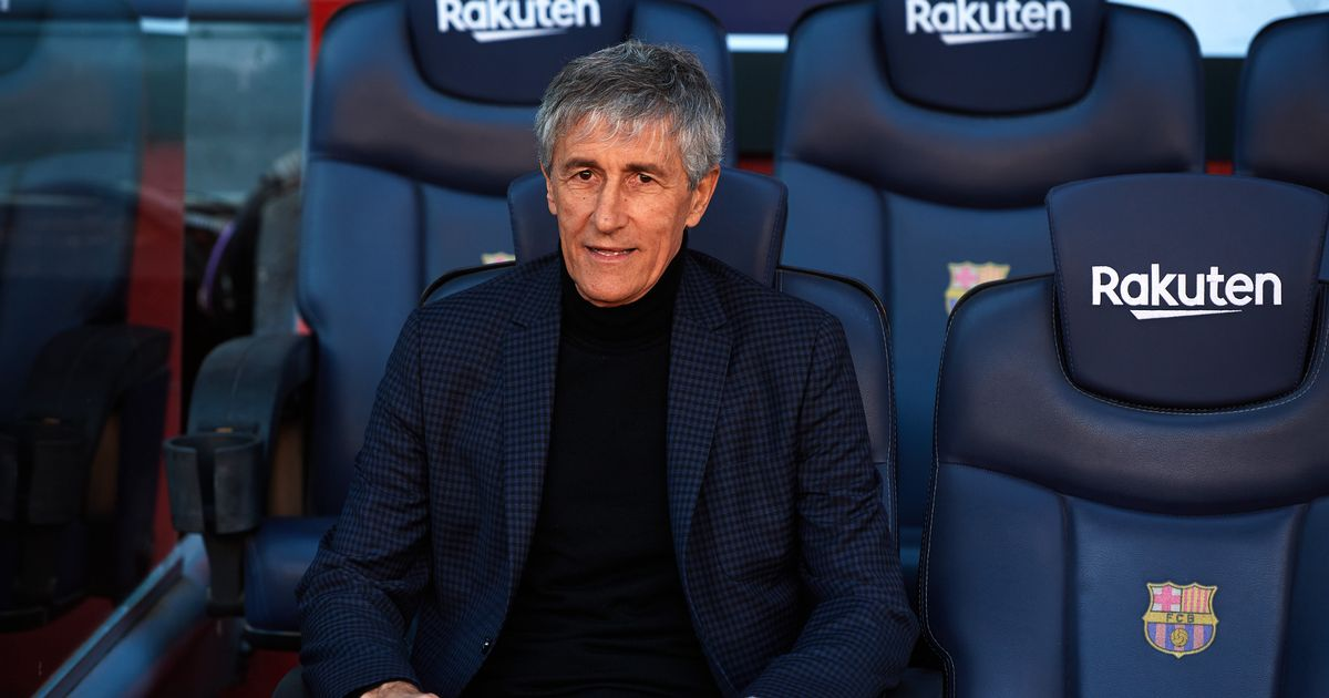 "The new Barcelona manager Quique Setien was the ""fourth choice"" to take over the Nou Camp"