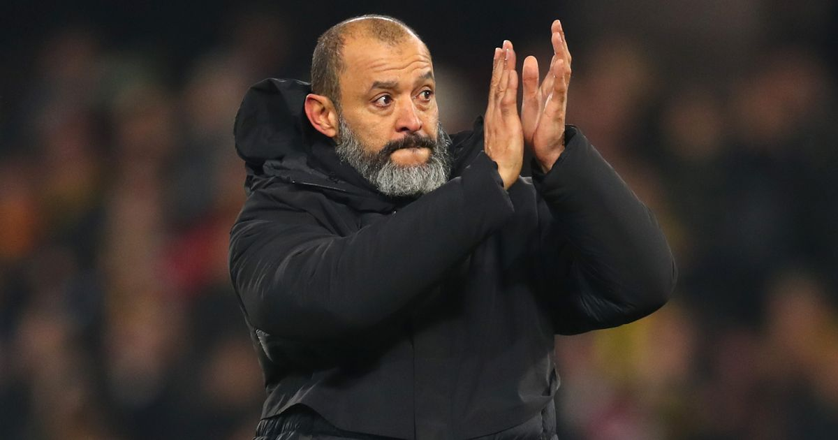 Wolf boss Nuno wants to give fans who pay £ 55 a reason to smile at Man Utd