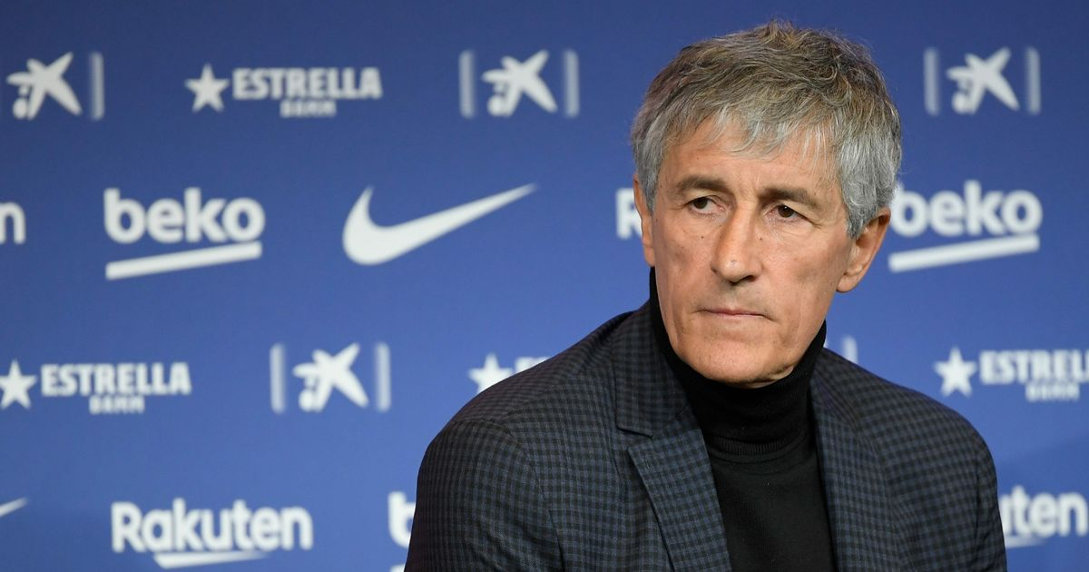 "Watford ""rejected"" the new Barcelona boss Quique Setien before Nigel Pearson's appointment"