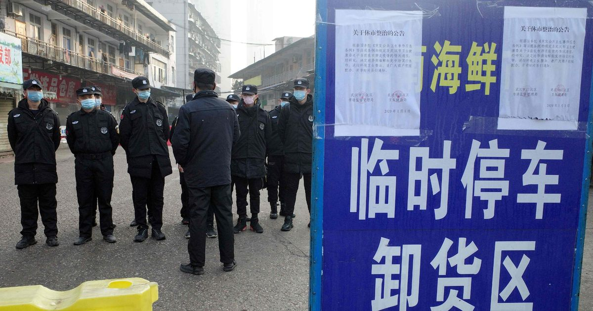 Wuhan pneumonia outbreak: second person killed by new deadly viral strain - World news