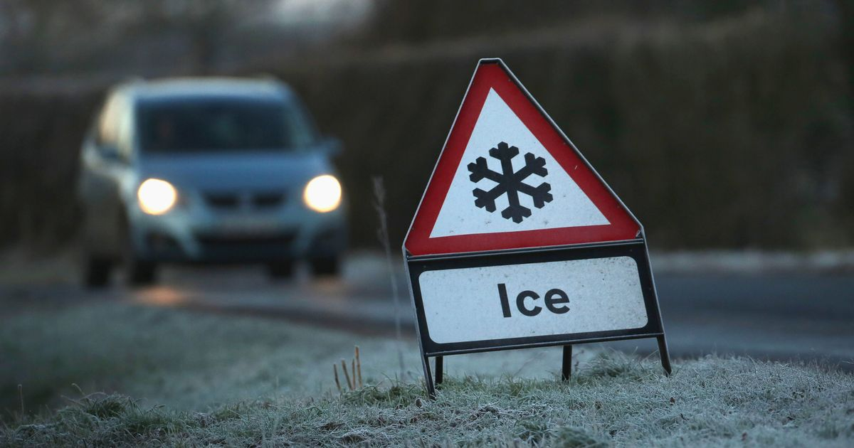 UK weather forecast: Met Office warns of freezing fog as it is colder than Iceland