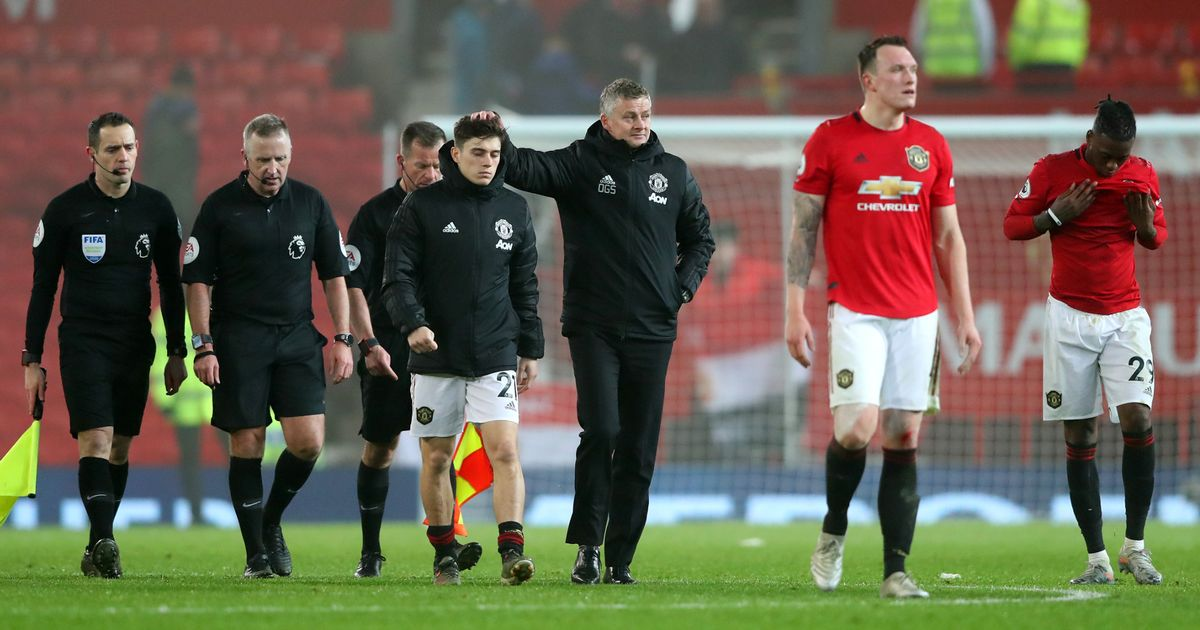 """Man Utd players """"enjoy a luxurious spa day"""" after Burnley's humiliation"""