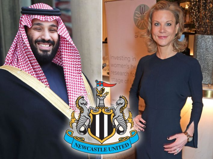 Newcastle 'in £340m takeover talks' with Saudi Crown Prince after ...