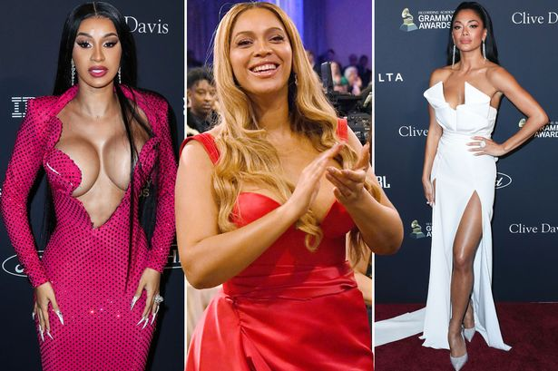 beyonce and cardi b steal the show at
