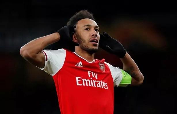 Aubameyang stalled on his future at Arsenal