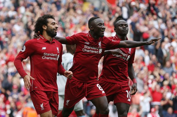 Liverpool could lose Salah, Keita and Mane for CAN