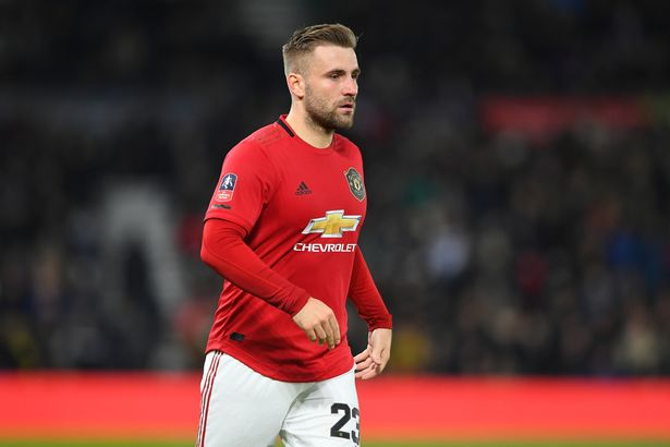 Luke Shaw says season should be canceled if it can't be finished