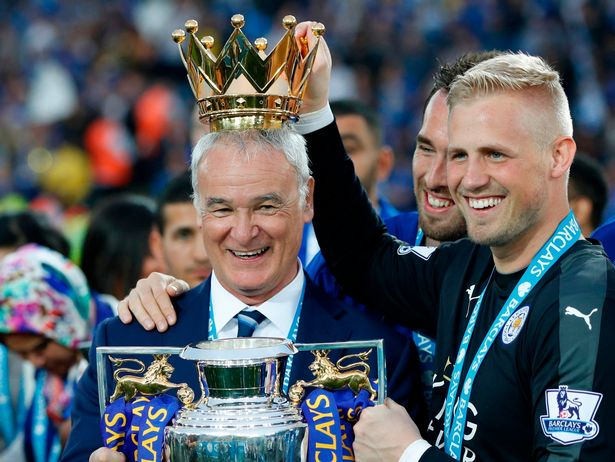 Lineker believes Ranieri is the biggest boss for his role in the Leicester title victory