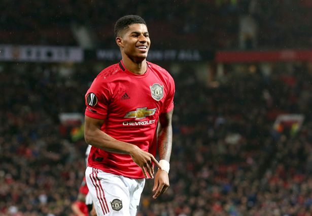 Neville says United must be persistent with talented Rashford