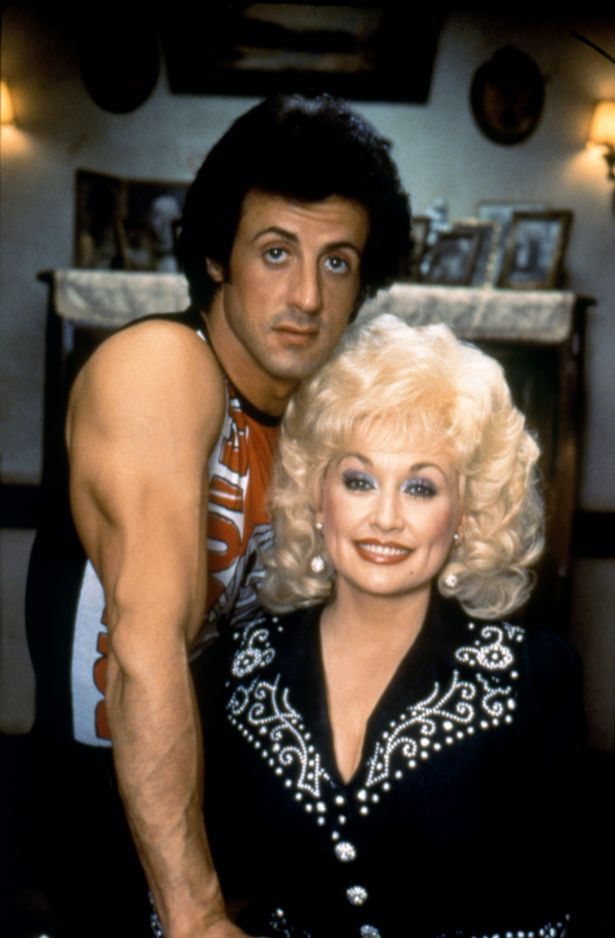 Dolly was linked to actor Sylvester Stallone after their appearance in Strass ensemble