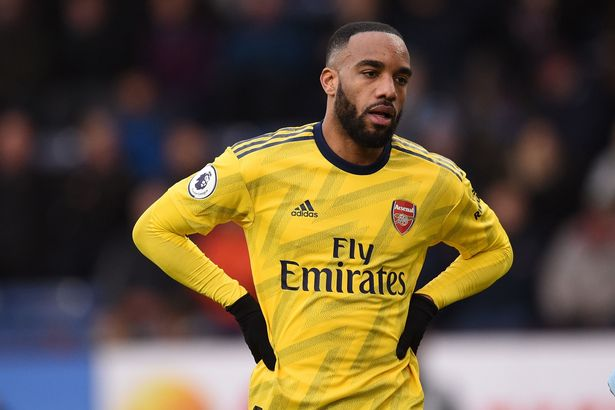 Lacazette could be offered in partial exchange for Partey