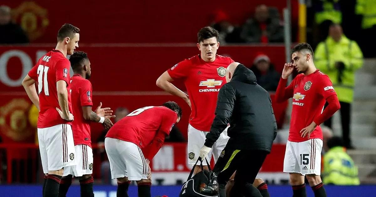 Манчестер юнайтед red fan