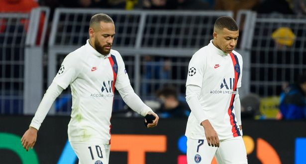 PSG has chosen to play its Champions League matches outside France