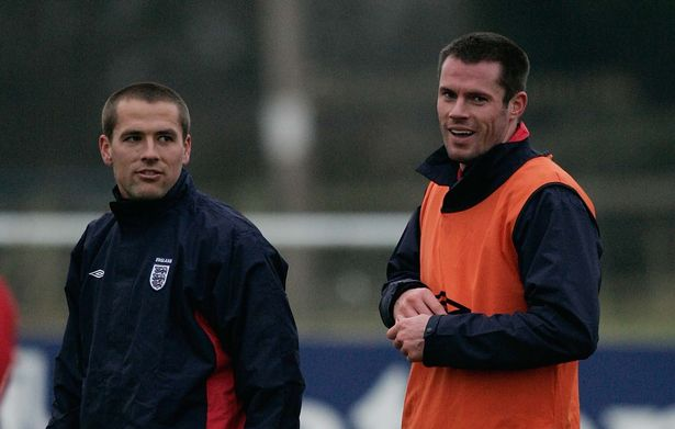 Owen revealed Carragher's opinion persuaded him to move to Madrid