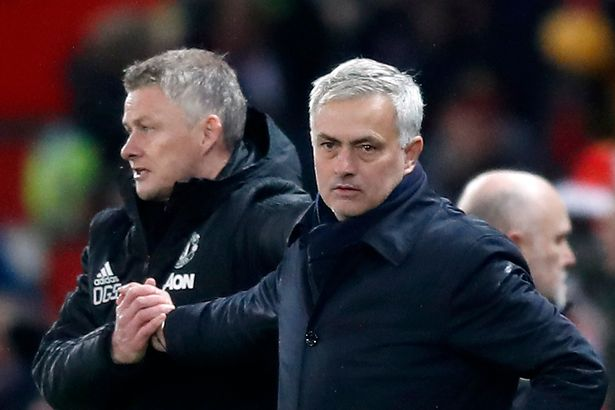 Mourinho has reportedly been playing down Solskjaer's credentials