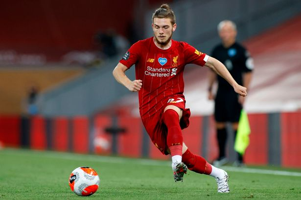 Liverpool seem to feed a real gem to Elliott