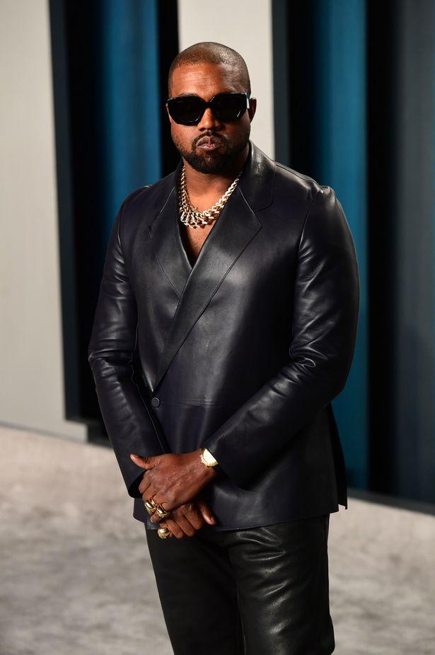 0 Justin Bieber visits Kanye West