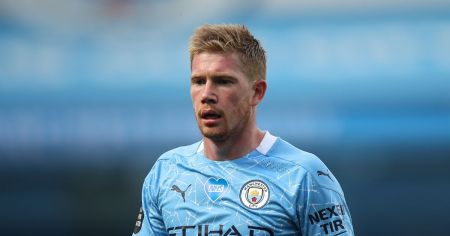 Kevin De Bruyne's New Man City Contract Put On Hold After Agent Arrested -  Mirror Online