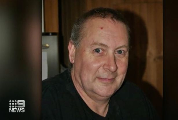 Dave Whitney died at his home on Monday