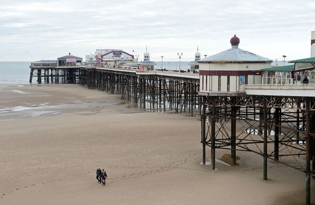 The piers will be empty now Blackpool is in Tier 3