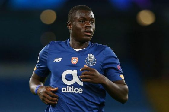 Defender Malang Sarr - on loan at Porto - has never played for Chelsea