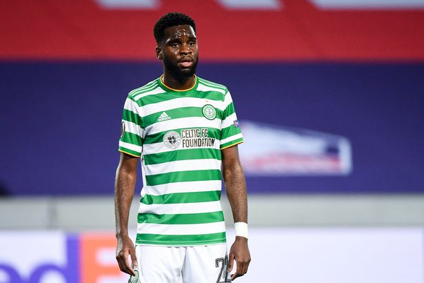 Edouard has managed 67 goals and 33 assists in 140 Celtic appearances