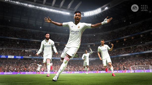 In July 2020, Real Madrid and Electronic Arts announced that they had renewed their exclusive agreement until 2025, a deal that gives EA exclusive access to the club's assets and players