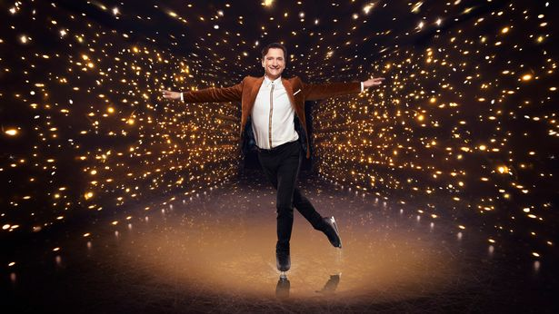 Graham Bell on Dancing On Ice