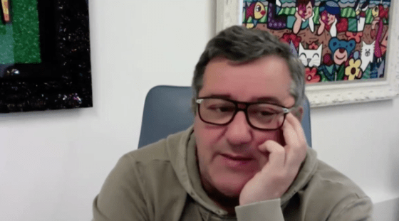 Mino Raiola defended himself against accusations of greed