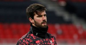 Liverpool are ready to lose Alisson as the club offers support after their father's death