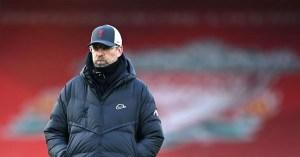 Jurgen Klopp has banned Liverpool players from international duty if they need quarantine