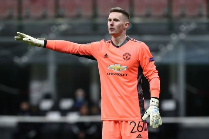Dean Henderson admits Liverpool mistake made him fear for his Man Utd  career - Mirror Online