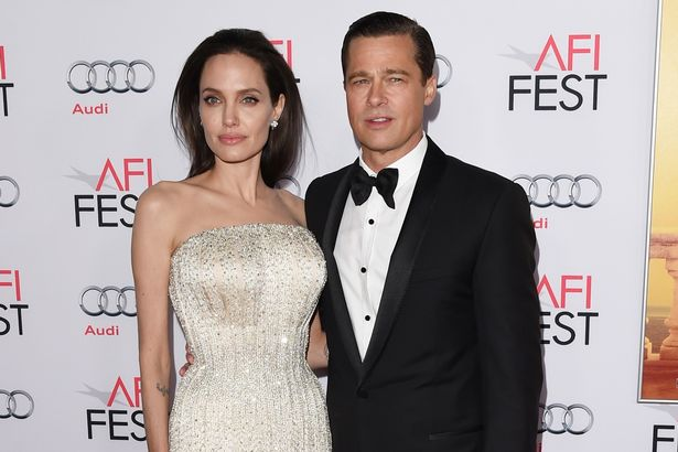 Brad and Angelina Jolie divorced in 2016