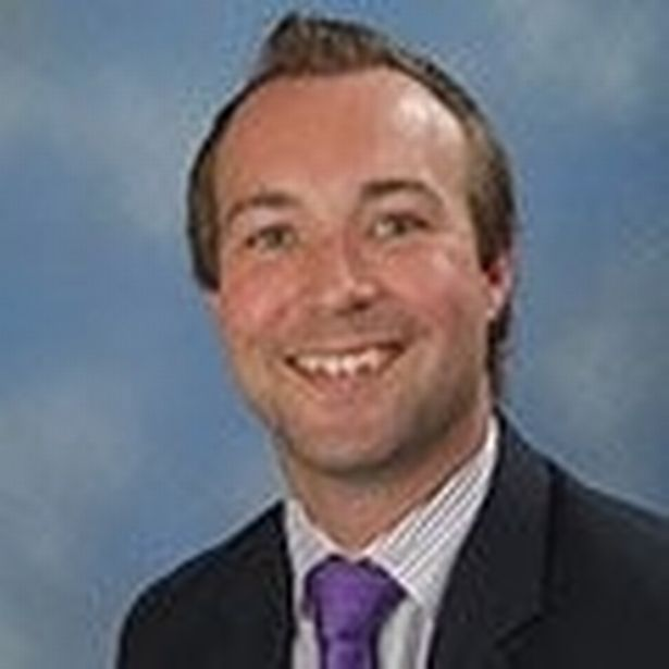 Pimlico Academy headteacher Daniel Smith