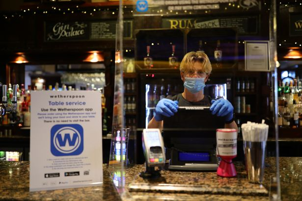 Some Wetherspoons pubs will open from 9 a.m.