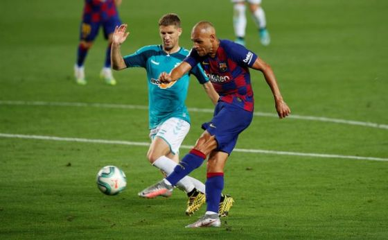 Martin Braithwaite's dream of Barcelona seems to be coming to an end