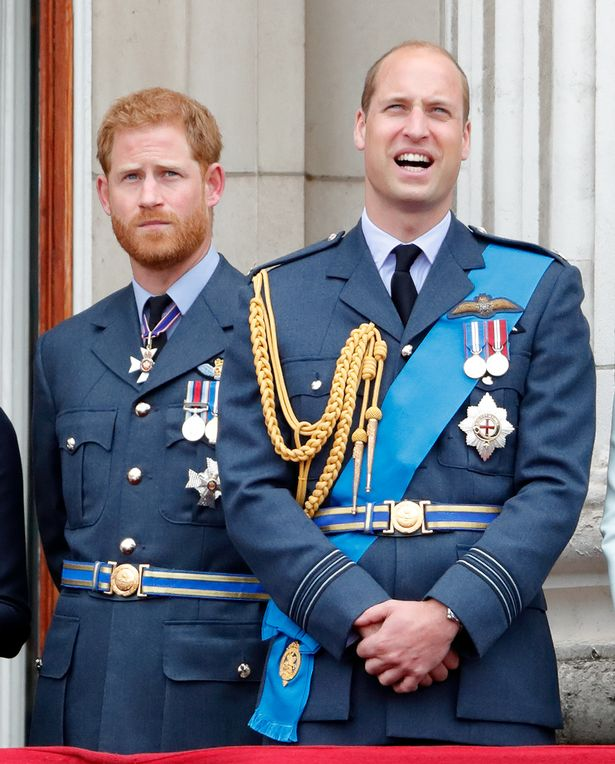 William is expected to don military uniform for the funeral next week