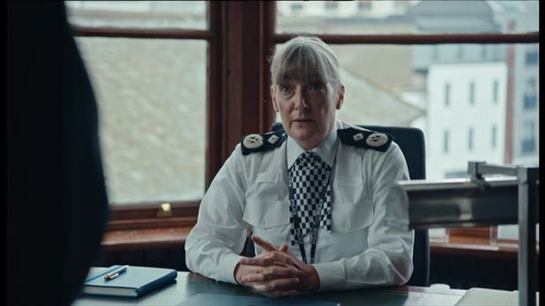 DCC Wise told Ted Hastings he was being forced to retire because he was not fit to lead his team.