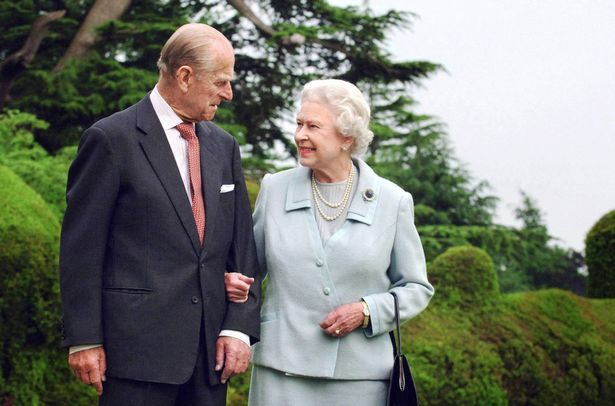 The Duke of Edinburgh will be laid to rest on Saturday