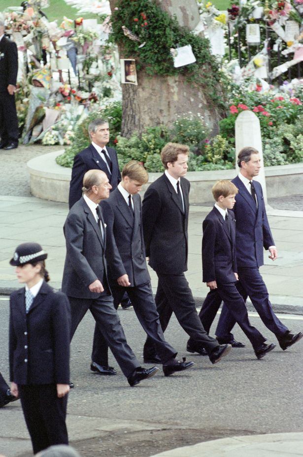 Rhosymedre was performed at Princess Diana's funeral