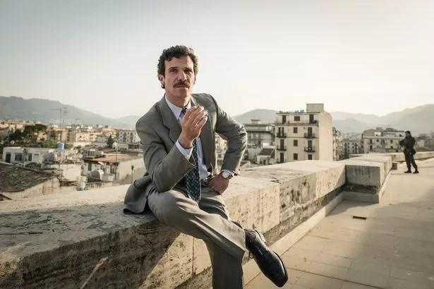Italian actor Francesco Montanari as Barone
